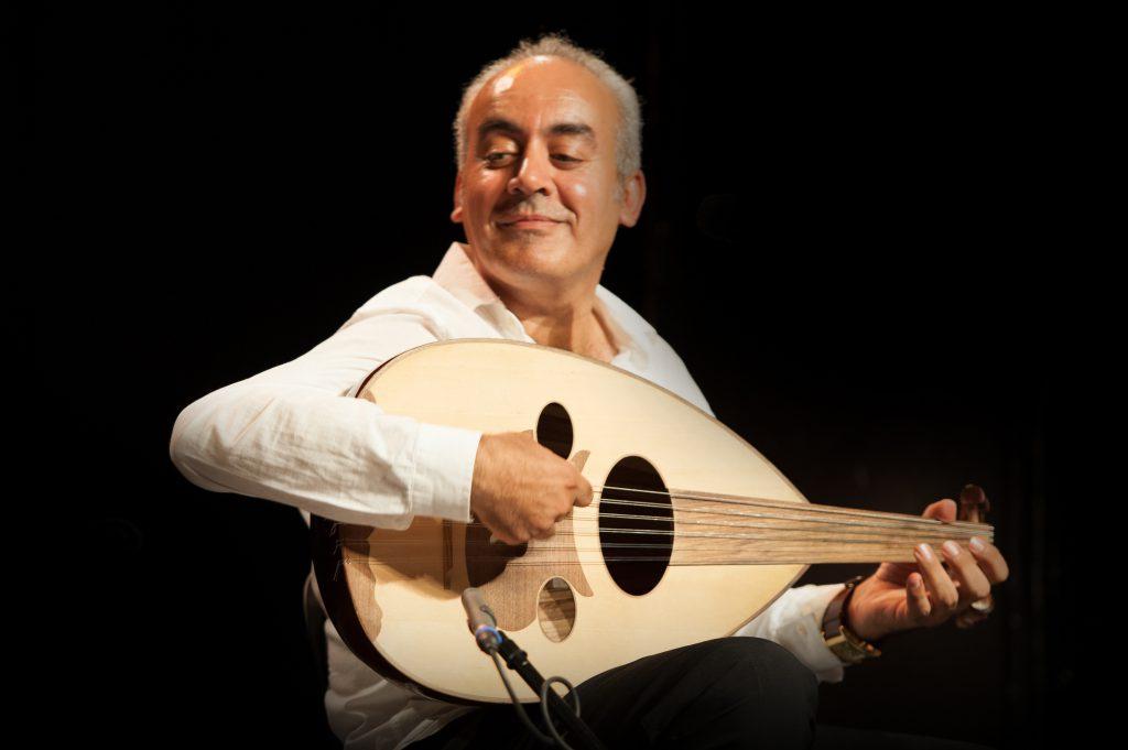Samir Mansour. Foto Ellen Schmauss