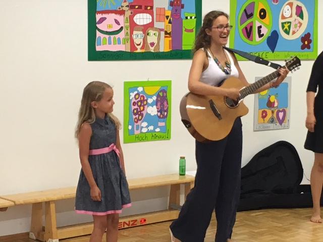 Und was singst du  - Grundschule